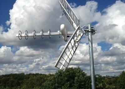 Antenne UHF Fracarro SIGMA 6 HD LTE