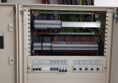 Cablage armoire electrique en tarif jaune