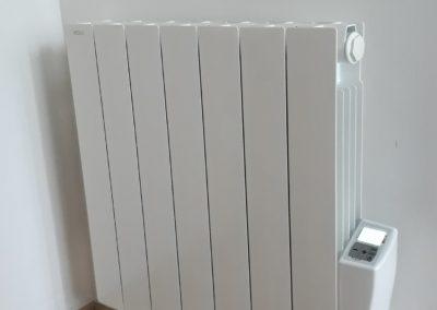 Radiateur a fluide acova série atoll