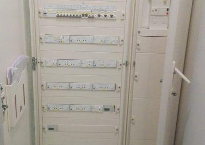 Armoire Electrique domotique